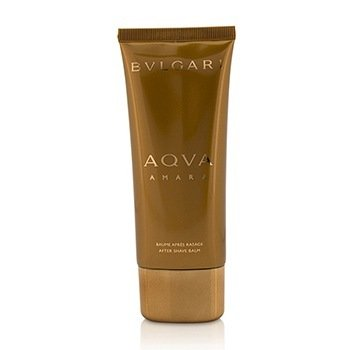BVLGARI Aqva Amara After Shave Balm Size: 100ml/3.4oz