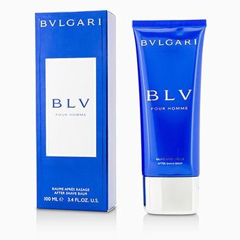 BVLGARI Blv After Shave Balm Size: 100ml/3.4oz