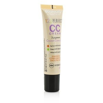 BOURJOIS 123 Perfect CC Cream SPF 15 Size: 30ml/1oz
