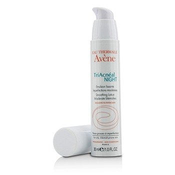 AVENE TriAcneal Night Smoothing Lotion - For Oily, Blemish-Prone Skin Size: 30ml/1oz