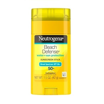 NEUTROGENA Beach Defense Sunscreen Stick SPF 50+ Size 42g