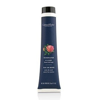 CRABTREE & EVELYN Rosewater Overnight Hand Therapy Size: 75g/2.6oz