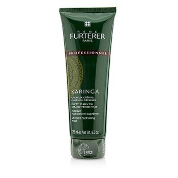 RENE FURTERER Karinga Ultimate Hydrating Mask - Frizzy, Curly or Straightened Hair (Salon Product) Size: 250ml/8.4oz
