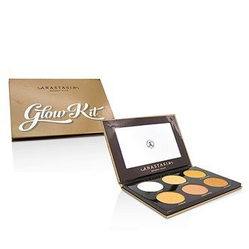 ANASTASIA BEVERLY HILLS Glow Kit Size: 6x4.5g/0.16oz Color: Ultimate Glow