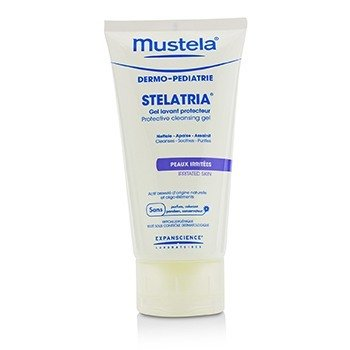 MUSTELA Stelatria Protective Cleansing Gel - For Irritated Skin Size: 150ML