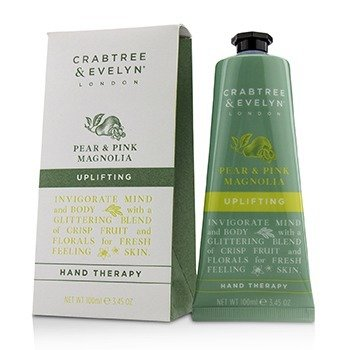 CRABTREE & EVELYN Pear & Pink Magnolia Uplifting Hand Therapy Size: 100ml/3.45oz