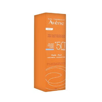 AVENE Sun Care Fluid Fragrance Free SPF 50+ 50ml