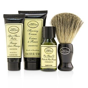 THE ART OF SHAVING Starter Kit - Unscented