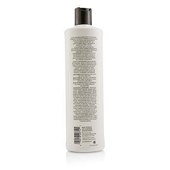 NIOXIN Derma Purifying System 2 Cleanser Shampoo (Natural Hair, Progressed Thinning) Size: 500ml/16.9oz