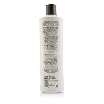 NIOXIN Derma Purifying System 4 Cleanser Shampoo (Colored Hair, Progressed Thinning, Color Safe) Size: 500ml/16.9oz