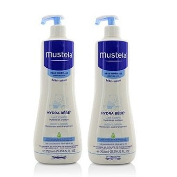 MUSTELA Hydra-Bebe Body Lotion - Normal Skin Size: 750ml/25.35oz