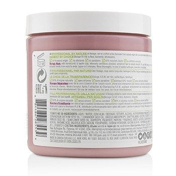 MATRIX Biolage R.A.W. Re-Hab Clay Mask (For Stressed, Sensitized Hair) Size: 400ml/14.4oz