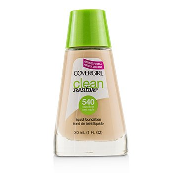 COVERGIRL Clean Sensitive Liquid Foundation Size: 30ml/1oz