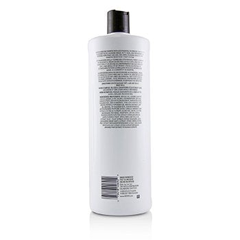 NIOXIN Derma Purifying System 1 Cleanser Shampoo (Natural Hair, Light Thinning) Size: 1000ml/33.8oz