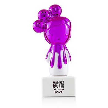 HARAJUKU LOVERS Pop Electric Love Eau De Parfum Spray Size: 30ml/1oz