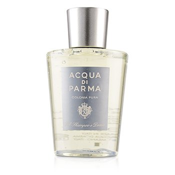 ACQUA DI PARMA Colonia Pura Hair & Shower Gel Size: 200ml/6.7oz