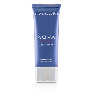 BVLGARI Aqva Pour Homme Atlantiqve After Shave Balm Size: 100ml/3.4oz