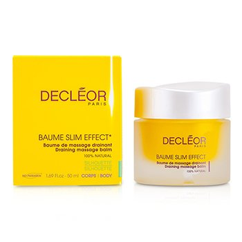 DECLEOR Baume Slim Effect Draining Massage Balm Size: 50ml/1.69oz