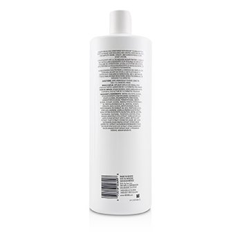 NIOXIN Density System 1 Scalp Therapy Conditioner (Natural Hair, Light Thinning) Size: 1000ml/33.8oz