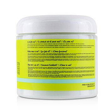 DEVACURL Heaven In Hair (Divine Deep Conditioner - For All Curl Types) Size: 473ml/16oz