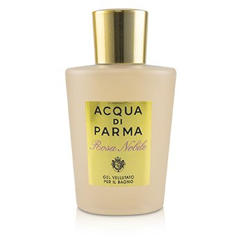 ACQUA DI PARMA Rosa Nobile Velvety Bath Gel Size: 200ml/6.7oz