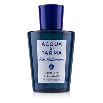ACQUA DI PARMA Blu Mediterraneo Chinotto Di Liguria Refreshing Shower Gel Size: 200ml/6.7oz