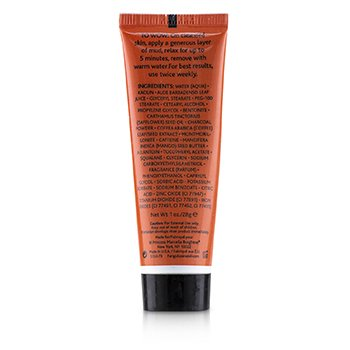 BORGHESE  Fango Essenziali Energize Mud Mask with Coffee Seed, Activated Charcoal & Caffeine Size 28g/1oz