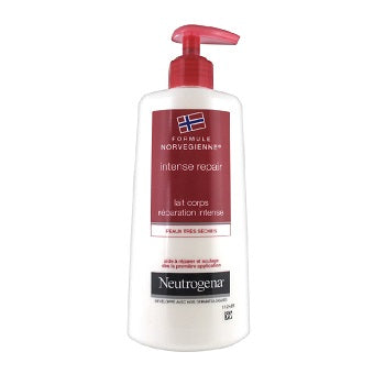 NEUTROGENA Intense Repair Body Milk 2x400ML