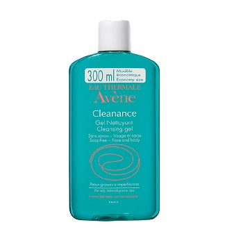 AVENE Cleanance Soapless Gel Cleanser Size: 300ML