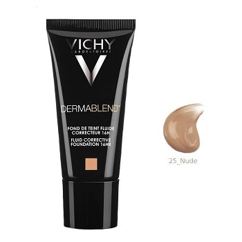 VICHY  Dermablend Fluid Forrective Foundation SPF35 High Coverage 30ML