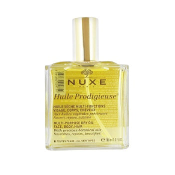 NUXE Huile Prodigieuse Or Multi-Purpose Dry Oil Size: 100ml/1.6oz