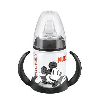 NUK Mickey & minnie learner bottle with spout 6-18months 150ML