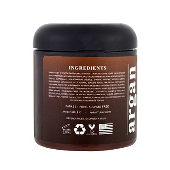 Artnaturals, Argan Oil Hair Mask, 226g/8oz