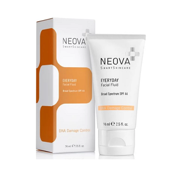 NEOVA DNA Damage Control Everyday for the Face SPF 44 Size: 74ml/2.5oz
