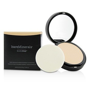 BAREMINERALS BarePro Performance Wear Powder Foundation Size: 10g/0.34oz