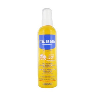 MUSTELA Sun Lotion SPF 50+ Baby - Child 300ML
