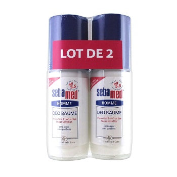 SEBAMED Homme Déo Balm 2x50ML
