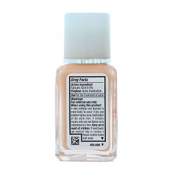 NEUTROGENA SkinClearing Oil-Free Makeup Classic Ivory 10 Size 30ML