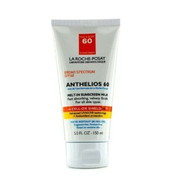 LA ROCHE POSAY Anthelios 60 Melt-In Sunscreen Milk (For Face & Body) Size: 150ml/5oz