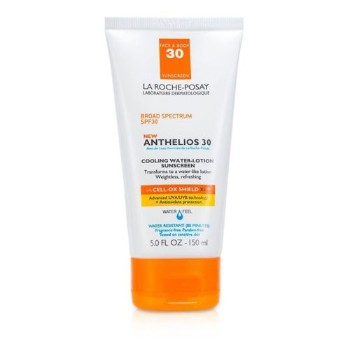 LA ROCHE POSAY Anthelios 30 Cooling Water-Lotion Sunscreen SPF 30 Size: 150ml/5oz