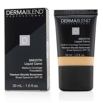 DERMABLEND Smooth Liquid Camo Foundation (Medium Coverage) Size: 30ml/1oz