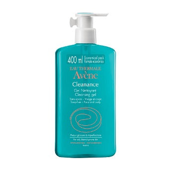 AVENE Cleanance Soapless Gel Cleanser 400ML