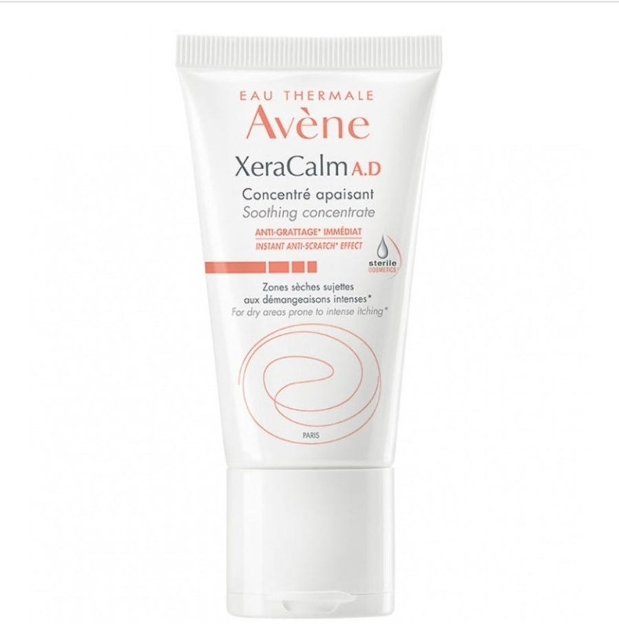 AVENE XERACALM AD SOOTHING CONCENTRATE 50ML