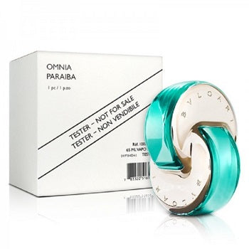 BVLGARI Omnia Paraiba Eau De Toilette Spray Size: 65ml/2.2oz