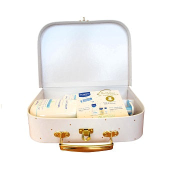 Mustela My Golden Birth Suitcase
