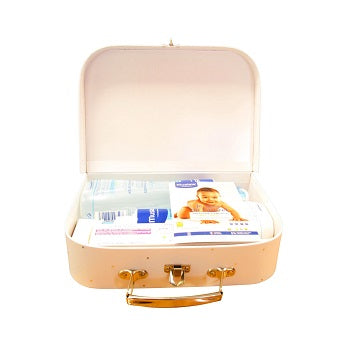 Mustela My Silver Birth Suitcase
