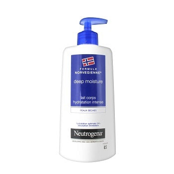 NEUTROGENA Body Milk Intensive Hydration Dry Skins 2 x 400ML