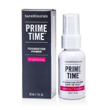 BAREMINERALS Prime Time Brightening Foundation Primer 1oz
