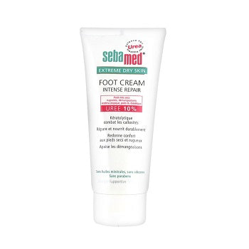 Sebamed Foot Cream Intense Repair 10% Urea 2x100ml