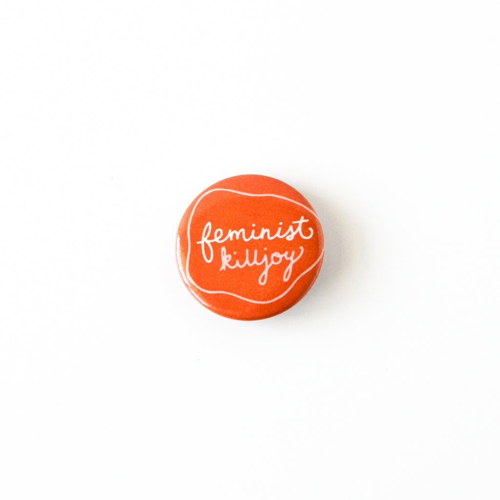 Strong Female Button Pin Pack - Simply Shop